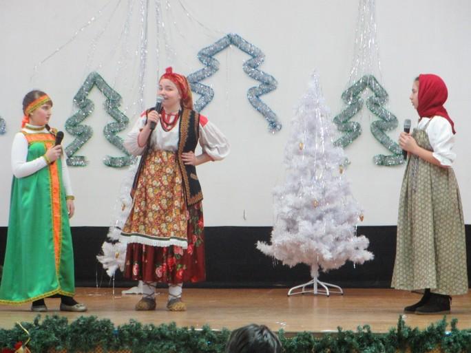 Мачеха, Дарья и Машенька
