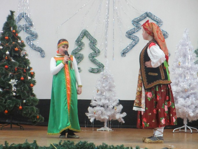 Мачеха и Дарья