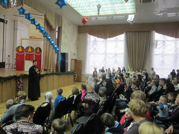 поздравление священника Михаила Поликаровского